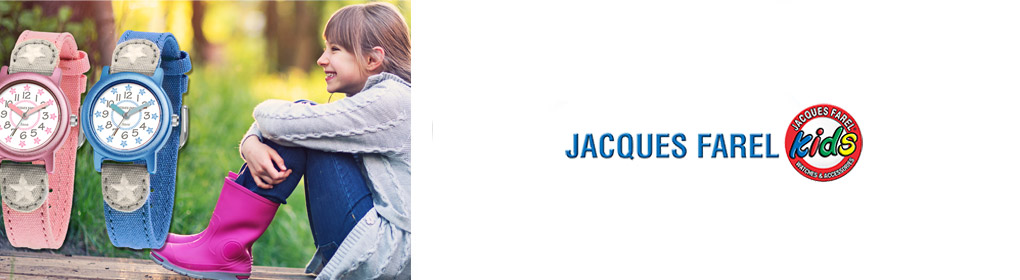 Jacques Farel Kids