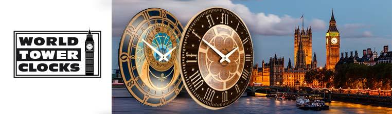 World tower clocks