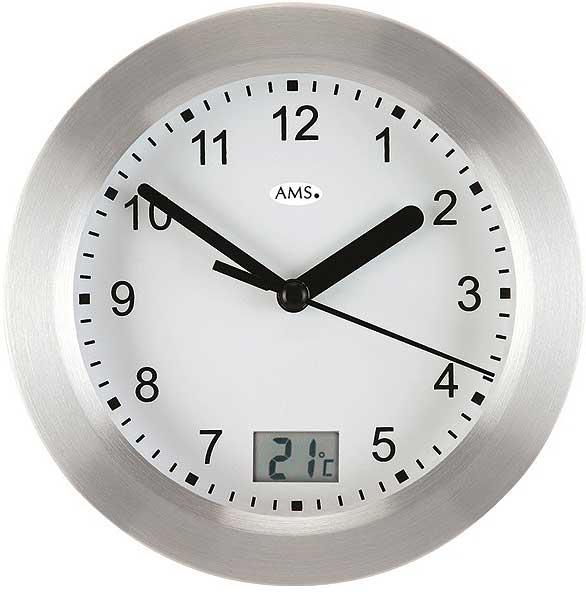 Ams 9223 Wall Clock Bathroom Clock New Ebay