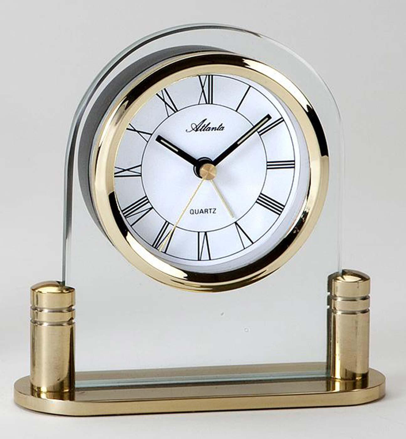 Jacob Jensen Analog Funkwecker Weia Tischuhren Dekoration: Atlanta 3097/9 - Tischuhr - Uhren Neu