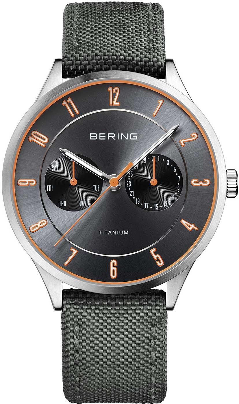 Bering-11539-879-Armbanduhr-Herren-Titanium-Uhr-Uhren-Neu