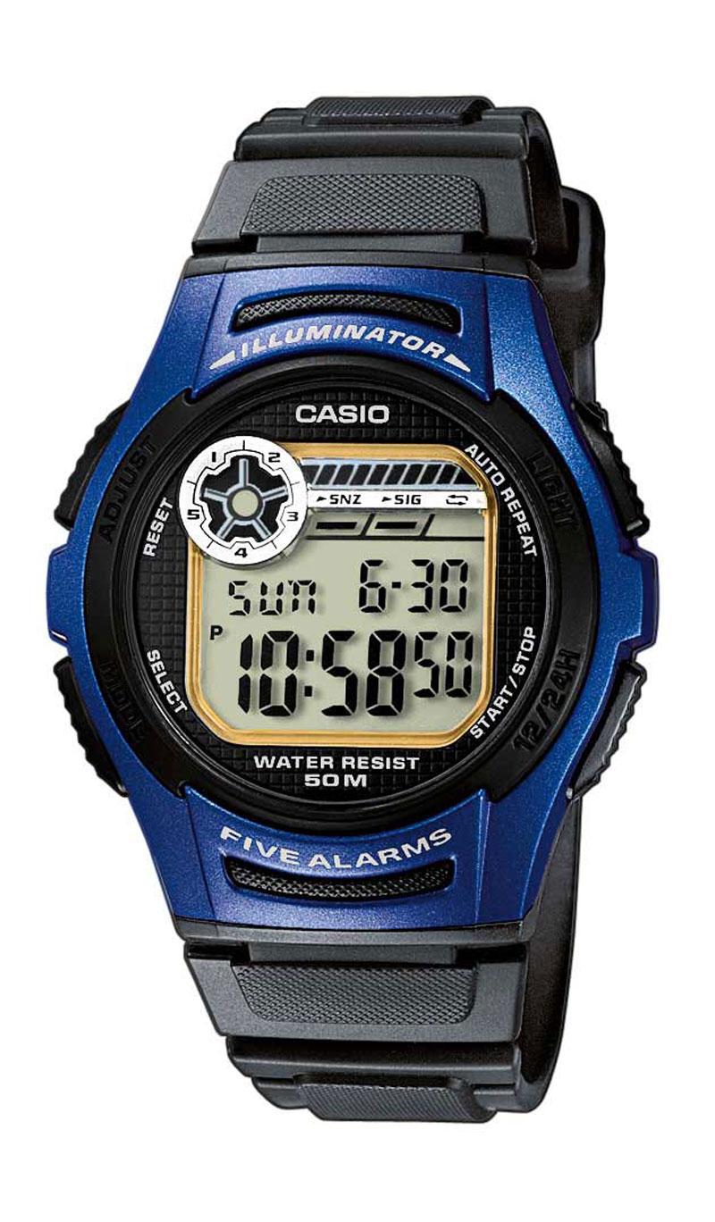 Инструкция к часам CASIO - clockshopru