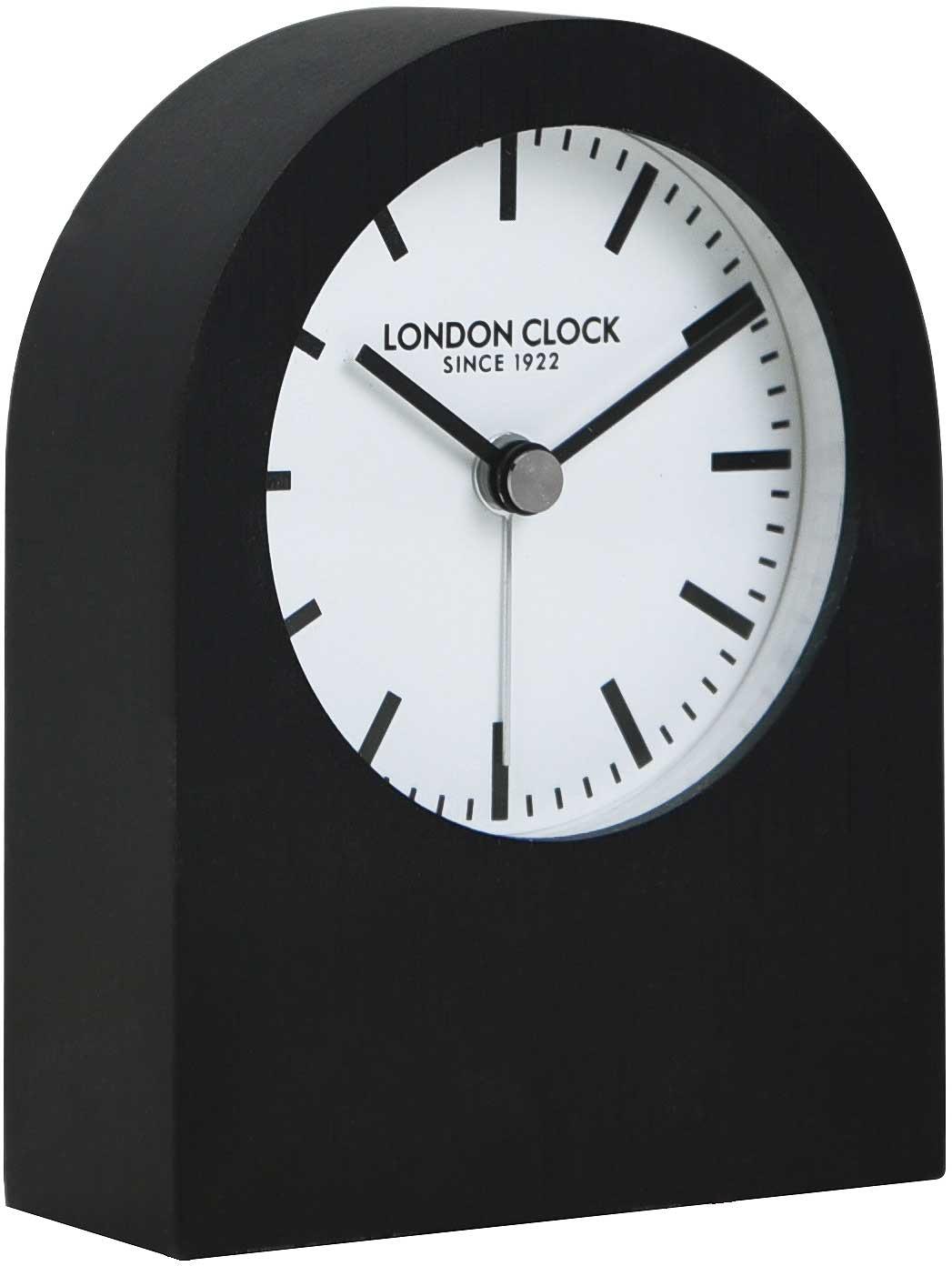 london clock 04165 horloge de table acier horloge de bureau nouveau ebay. Black Bedroom Furniture Sets. Home Design Ideas