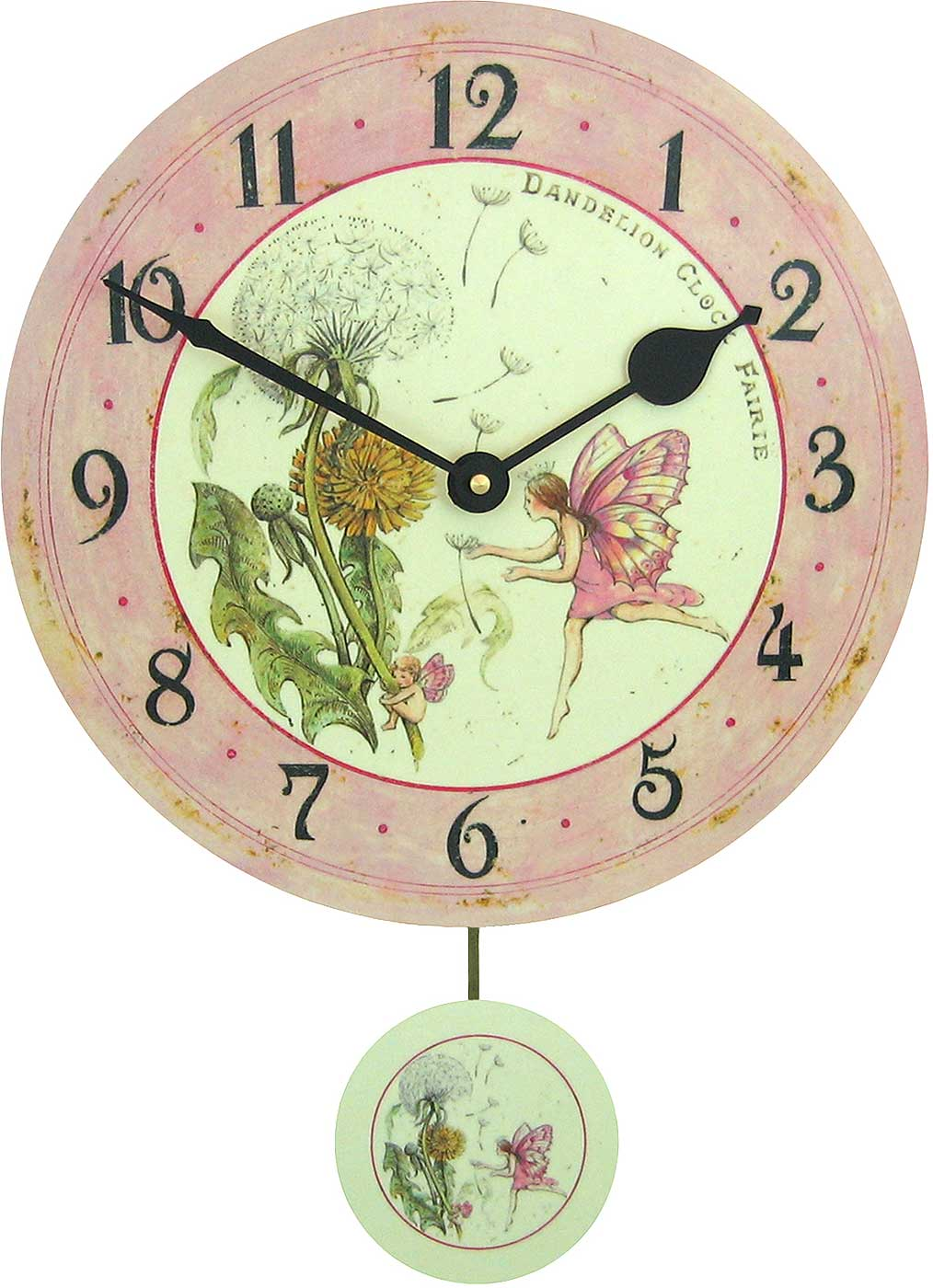 Roger lascelles wdcpendfairie wall clock retro clock new roger lascelles wall and table clocks are made in england they embody the spirit and style of a bygone era amipublicfo Gallery