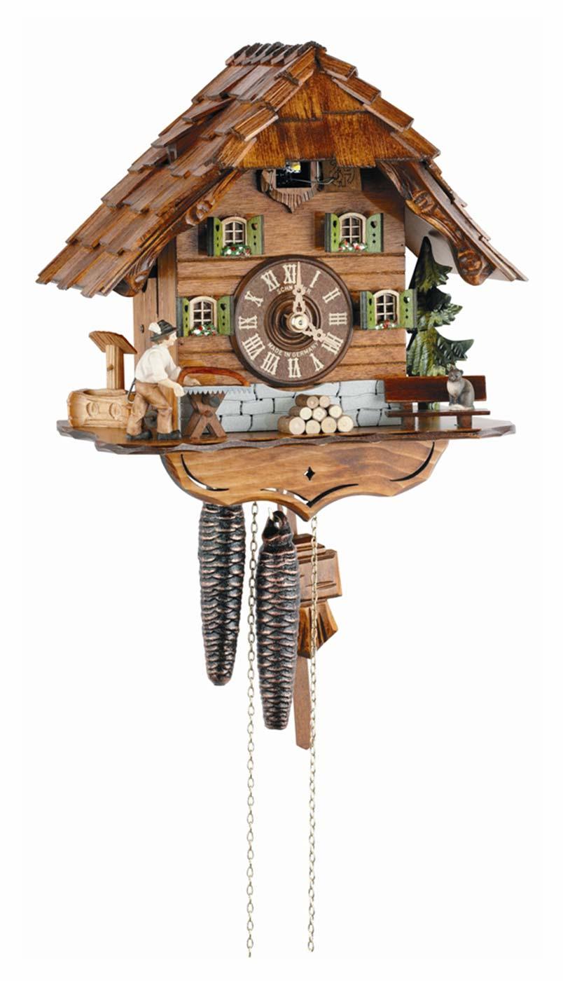 Kukučkové hodiny Schneider