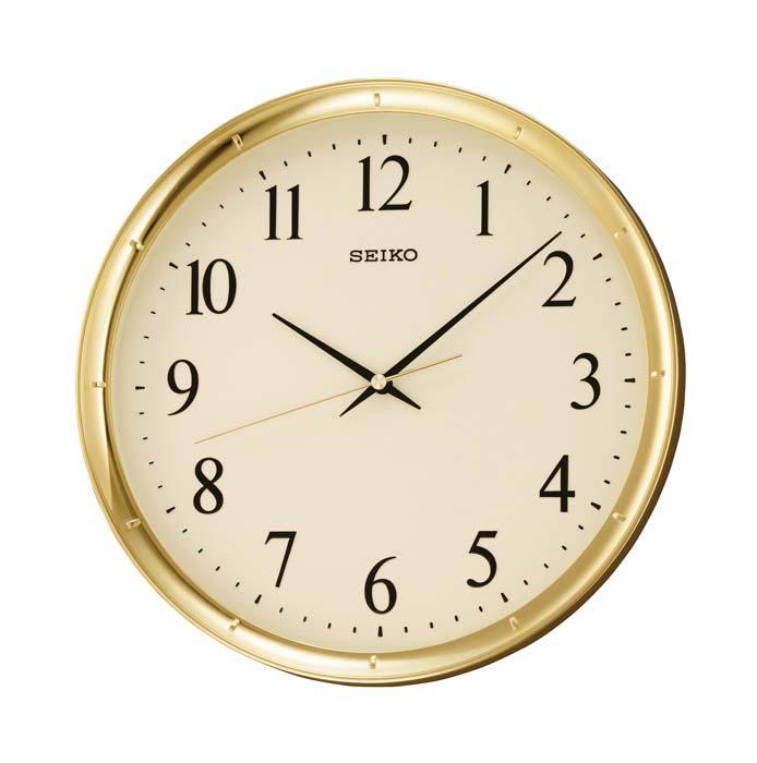 Seiko Qxa417g Wall Clock Quiet Clock Office Clock