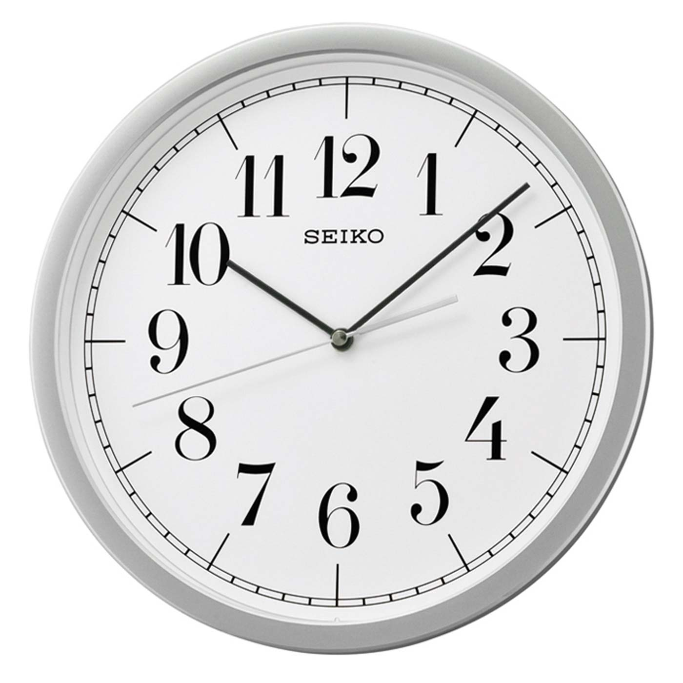 seiko qxa636s wanduhr b rouhr ger uschlose uhr uhren neu ebay. Black Bedroom Furniture Sets. Home Design Ideas