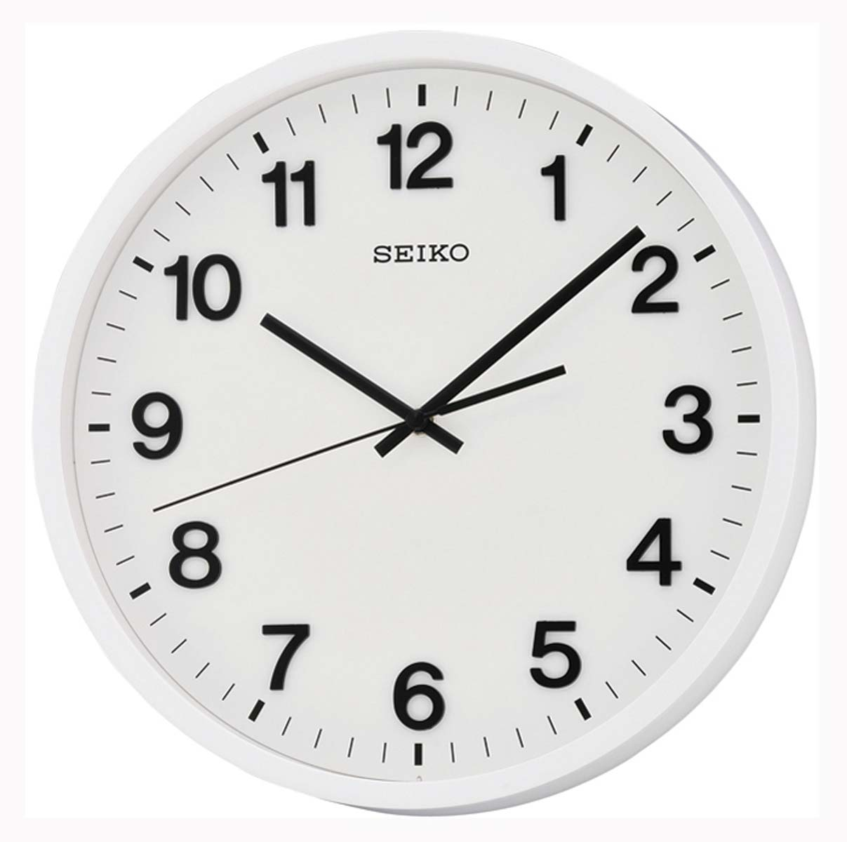 seiko qxa640w horloge murale horloge de bureau nouveau ebay. Black Bedroom Furniture Sets. Home Design Ideas