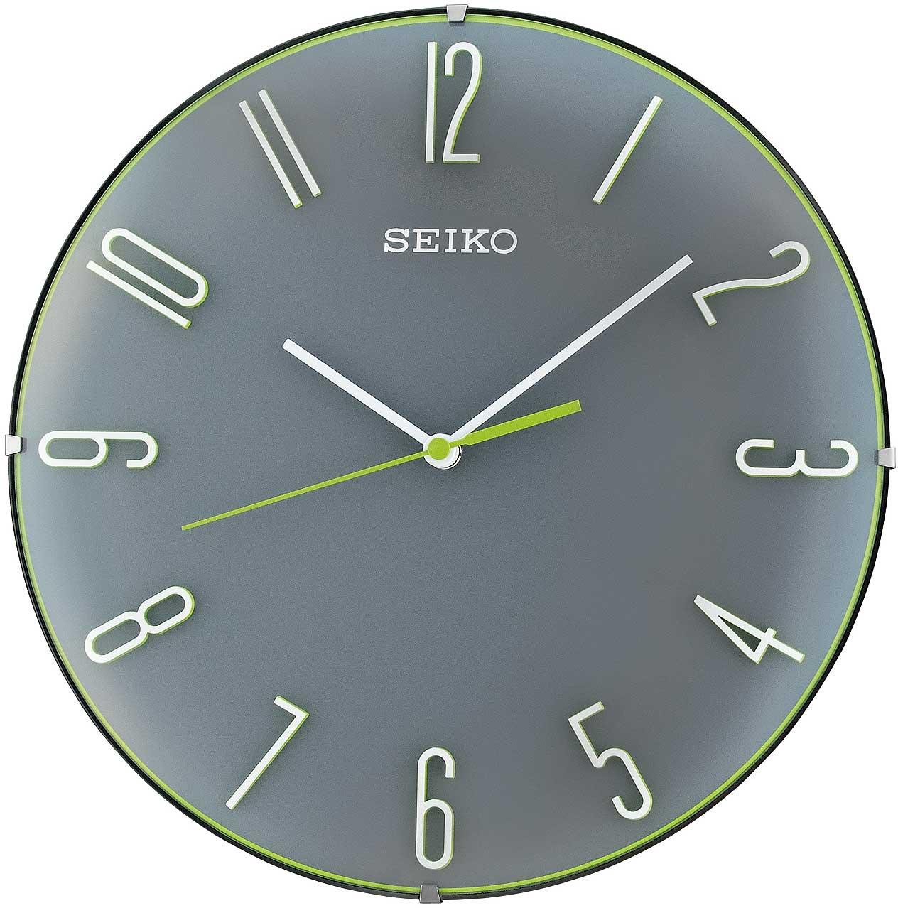 seiko qxa672n horloge de table horloge de bureau nouveau ebay. Black Bedroom Furniture Sets. Home Design Ideas