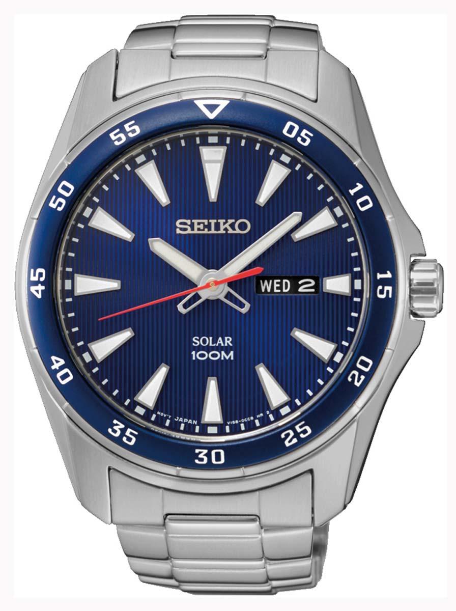 seiko uhr sne391p1 watch men 039 s watch solar watch new item specifics