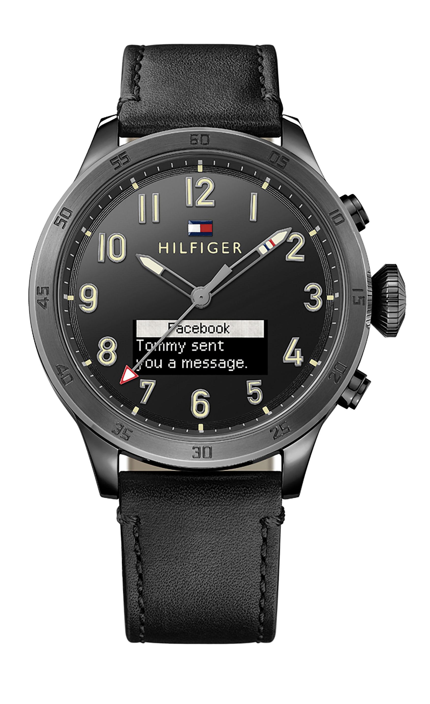 tommy hilfiger 1791301 watch men 39 s watch smartwatch new. Black Bedroom Furniture Sets. Home Design Ideas