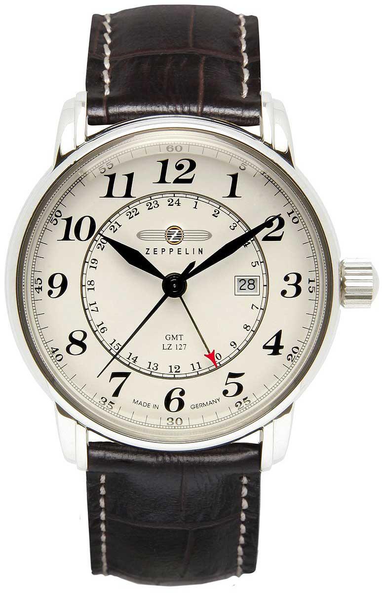 zeppelin 7642 5 montre montre homme montre aviateur nouveau ebay. Black Bedroom Furniture Sets. Home Design Ideas