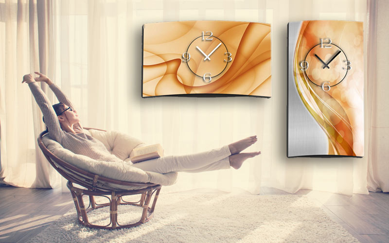 Dixtime Uhren versprühen Lebensfreude!