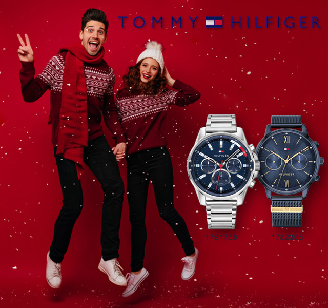 Tommy Hilfiger Armbanduhren