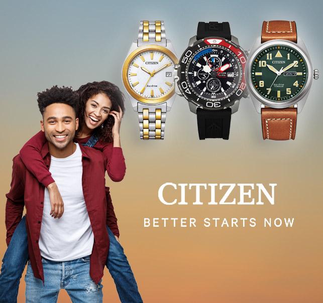 Citizen Neuheiten