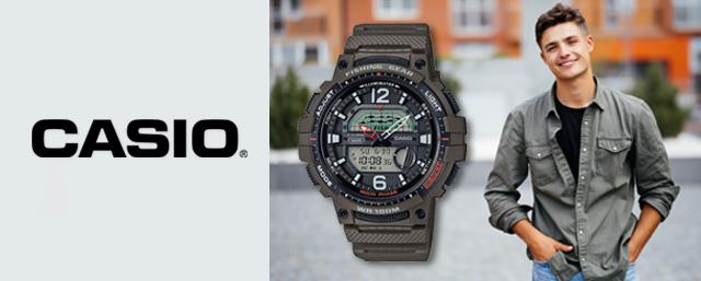 Casio Watches WSC-1250H-3AVEF