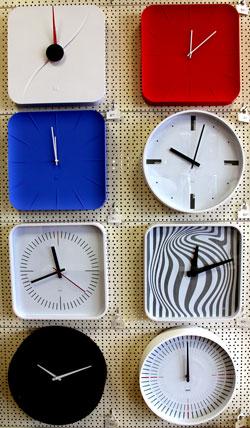 Relojes de Pared 2
