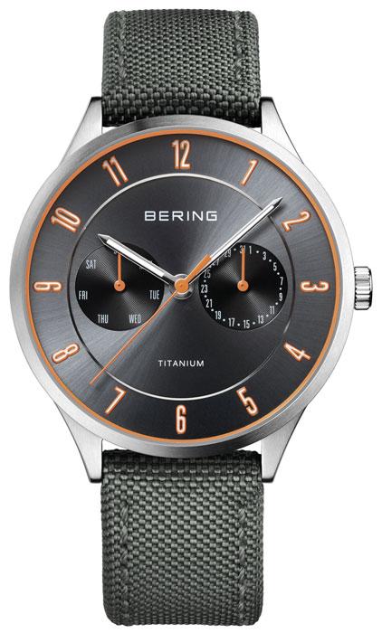 Bering 11539 879 Men S Watch On Timeshop4you Co Uk