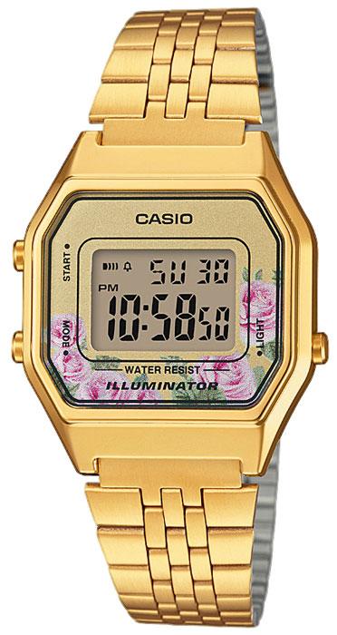 Casio LA680WEGA 4CEF Montre femme Montres Digitales  by5RJ