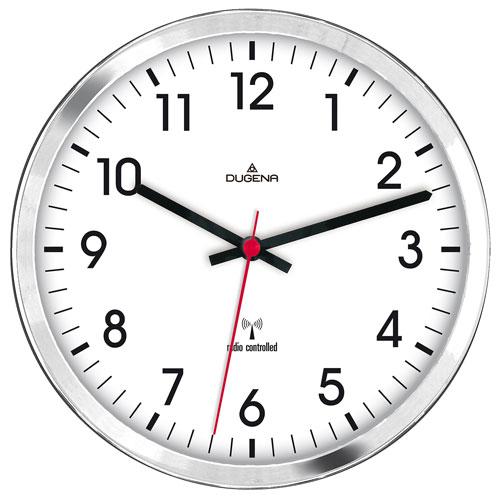 Dugena orologi da parete 4460655 orologio da parete for Orologio da parete radiocontrollato