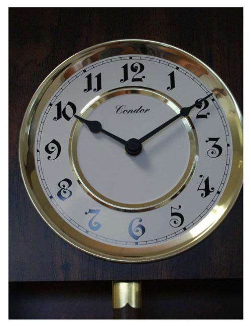 Gallo Edinburgh 06102edinzh71 Quarz Wall Clock