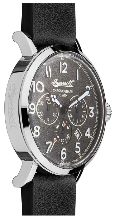 Chronograph Ingersoll Herrenuhr St Johns I01701 The OkPXZui