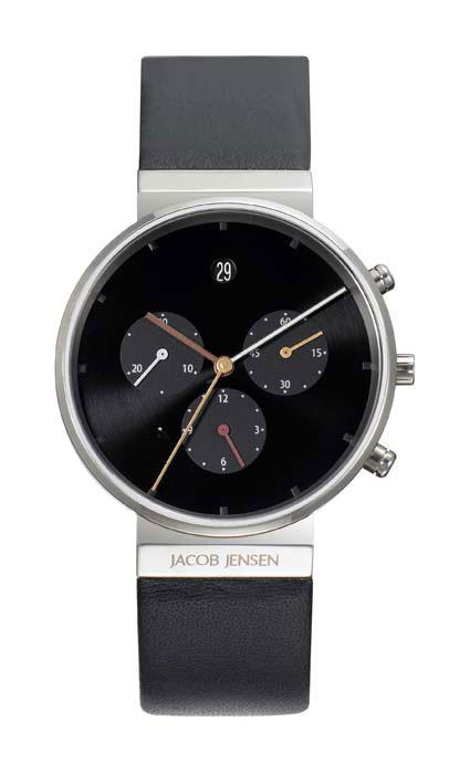 jacob jensen armbanduhr 603 bei. Black Bedroom Furniture Sets. Home Design Ideas