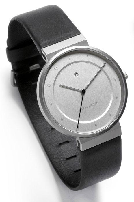 jacob jensen armbanduhr 861 bei. Black Bedroom Furniture Sets. Home Design Ideas