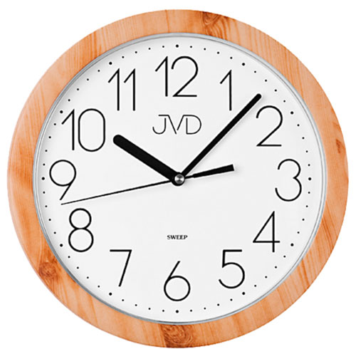 Jvd H612 18 Wall Clock On Timeshop4you Co Uk