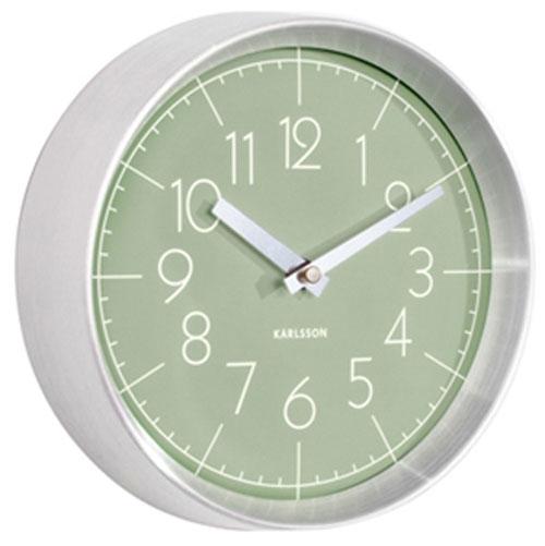 karlsson ka5637gr horloge mural sur. Black Bedroom Furniture Sets. Home Design Ideas