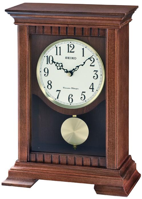 Seiko Qxq029b Table Clock On Timeshop4you Co Uk