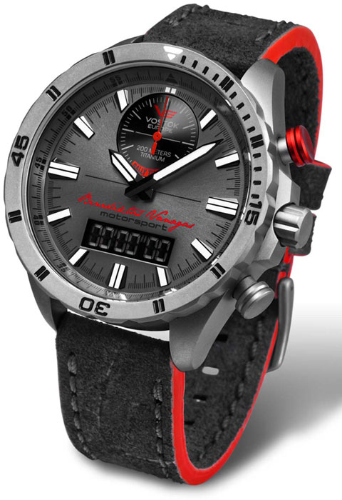Vostok europe 9516r 320h371 watch for Vostok europe watches