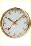 Mondaine Relojes de Pared-A990.CLOCK.17SBG
