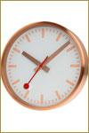 Horloges Murales Mondaine-A990.CLOCK.17SBK
