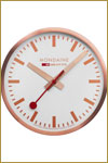 Mondaine Wall Clocks-A990.CLOCK.18SBK
